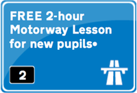 2a Free Motorway Lesson